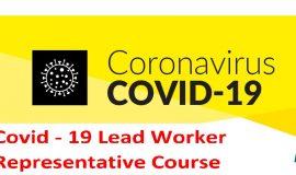 COVID -19 Lead Worker